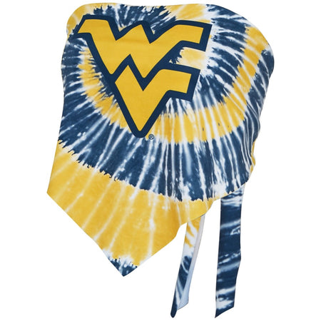 West Virginia Tie Dye Top