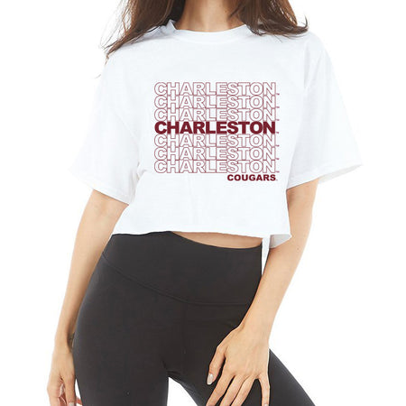 College of Charleston Repeat Tee