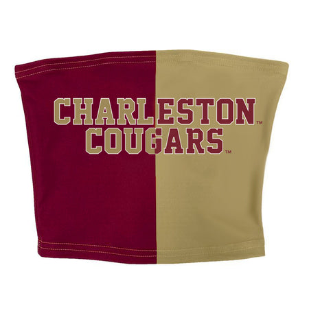 College of Charleston Two Tone Tube Top