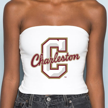 College of Charleston Tube Top