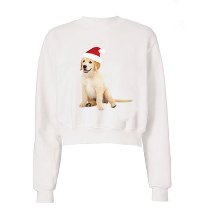 Holiday Dog Crewneck Sweatshirt