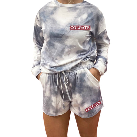 Colgate Tie Dye Outfit