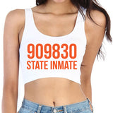 Convict Cropped Tank