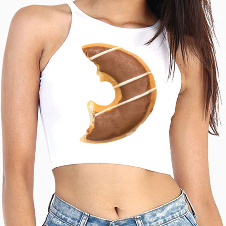 Donut Crop Top - lo + jo, LLC