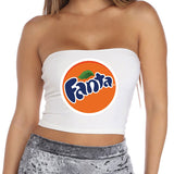 Fanta Tube Top - lo + jo, LLC