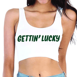 Getting Lucky Crop Top - lo + jo, LLC