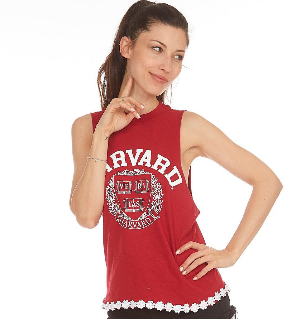 Harvard University Daisy Tank
