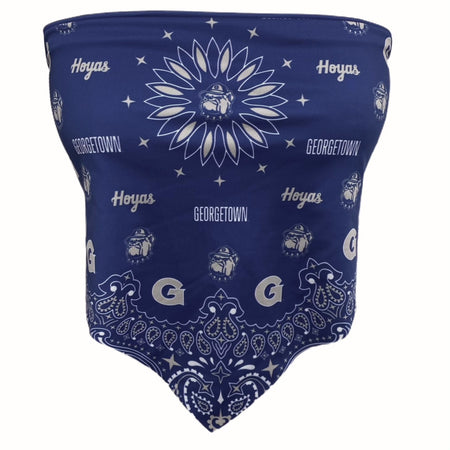 Georgetown Bandana Top