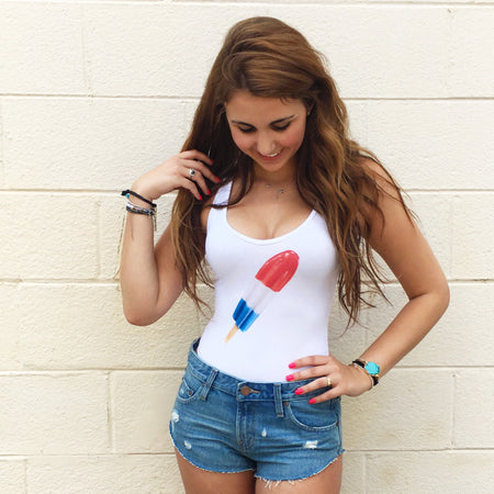 USA Popsicle Bodysuit