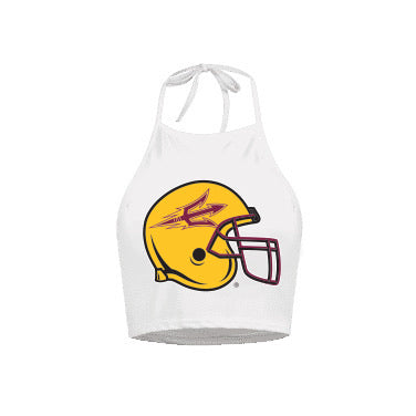 Arizona State ASU Halter Top