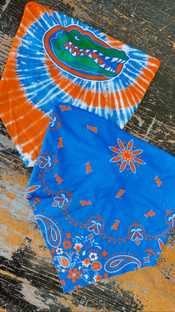 University of Florida Bandana Top