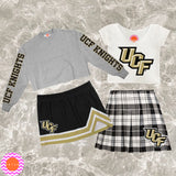 UCF Game Day Skirt