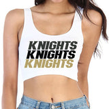 UCF Knights Crop Top