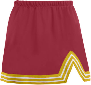 Maroon & Yellow Football Tube Top