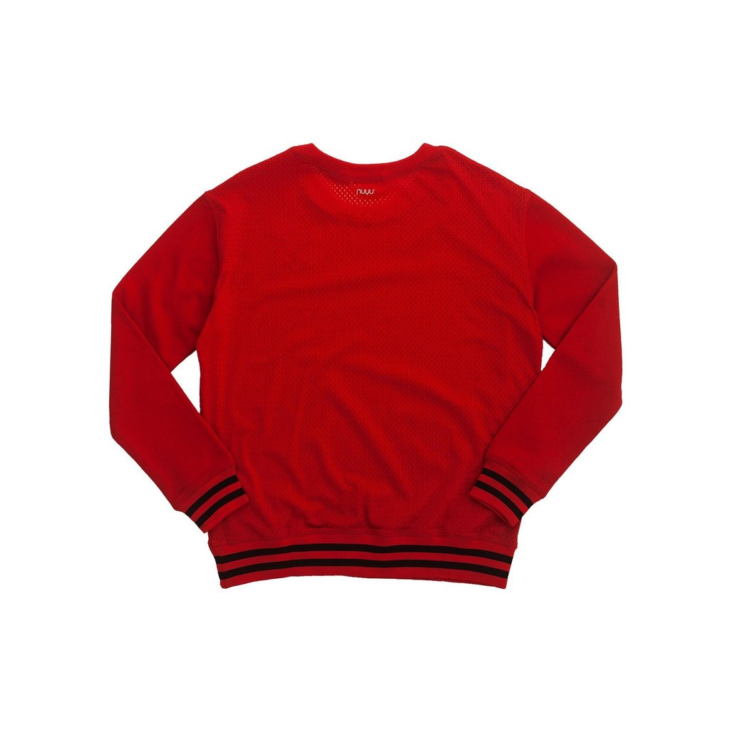 University of Maryland Mesh Sweatshirt