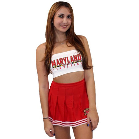 Maryland Terps Bandeau Top