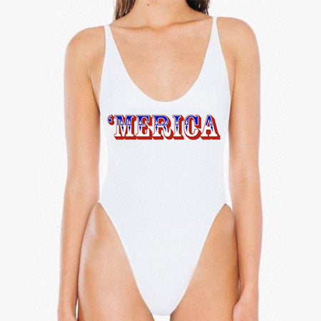 USA 'Merica Bodysuit