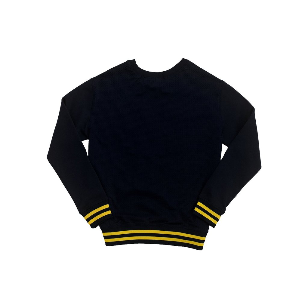 University of Michigan Mesh Sweatshirt
