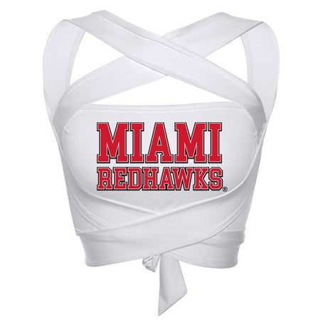 Miami University RedHawks Multi Way Bandeau