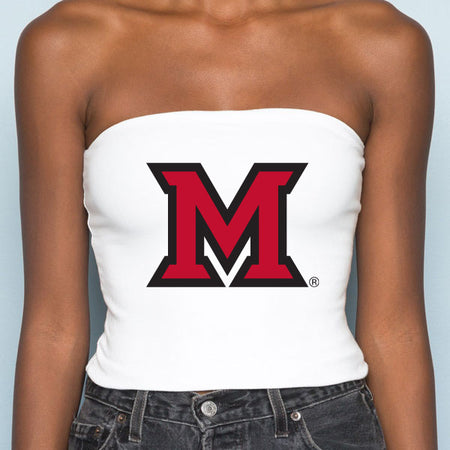 Miami University Tube Top