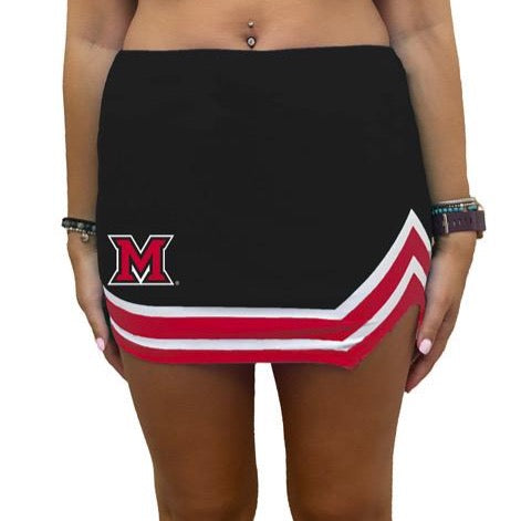 Blue & Red Game Day Skirt