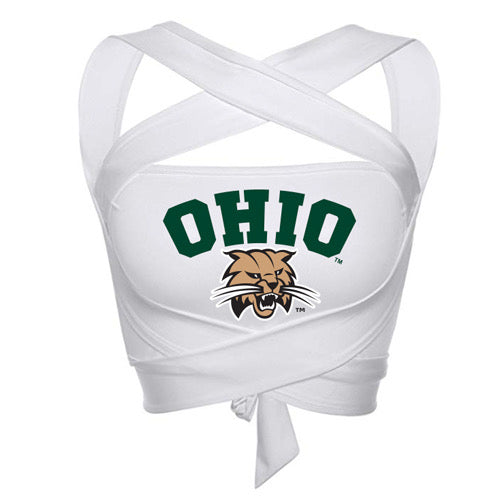 Ohio Bobcats Multi Way Bandeau