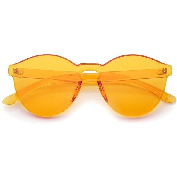 Orange Candy Sunglasses