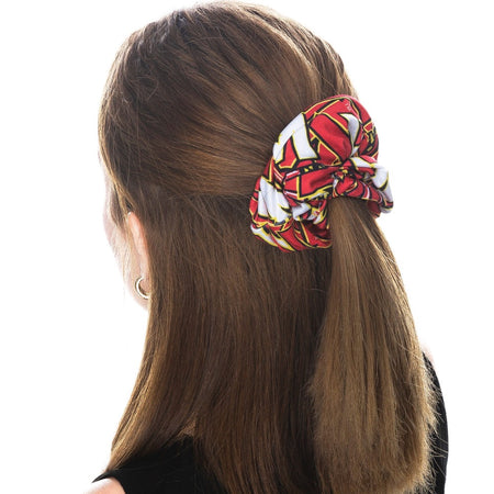 University of Maryland Hair Scrunchie
