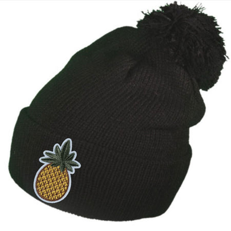 Pineapple Beanie Hat