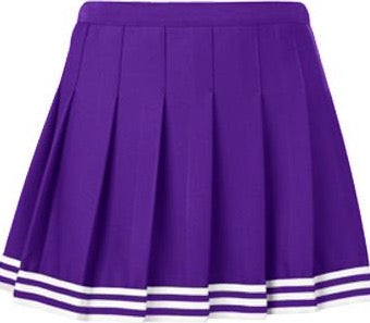 Purple Tailgate Skirt