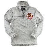 College Quarter Zip Pullover - lo + jo, LLC