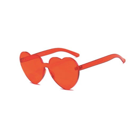 Red Love Sunglasses