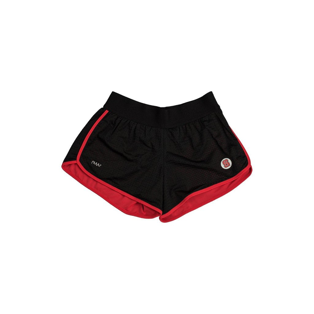 North Carolina State Mesh Running Shorts