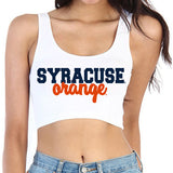 Syracuse Crop Top