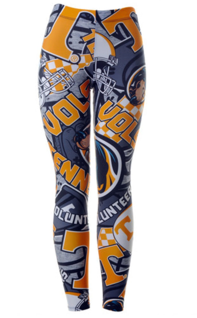 Tennessee Tailgate Leggings