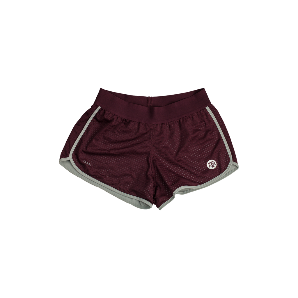 Texas A&M Mesh Running Shorts