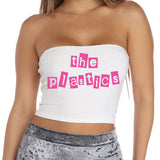 The Plastics Tube Top