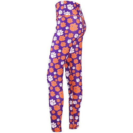 Clemson Tailgate Leggings