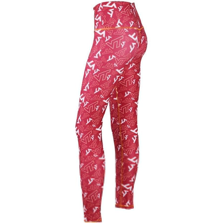 Virginia Tech Tailgate Leggings