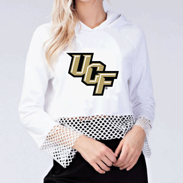 University of Central Florida Mesh Hoodie