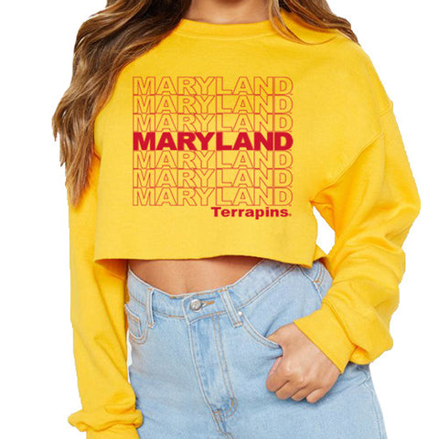Maryland Terps Tailgate Skirt