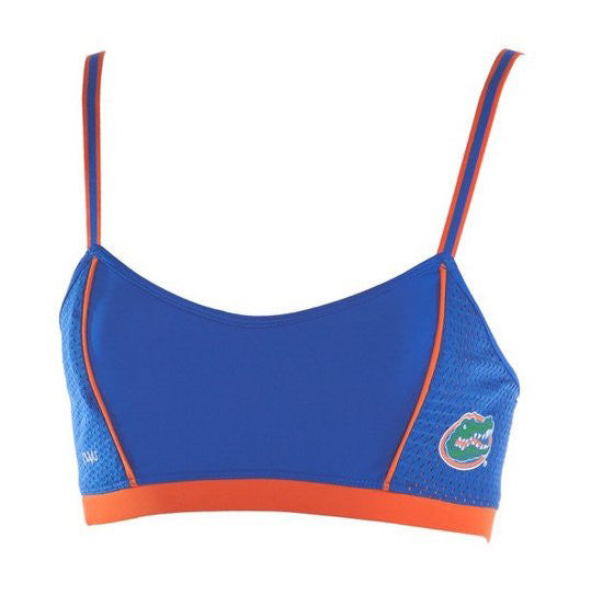 University of Florida Sporty Bralette - lo + jo, LLC