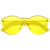 Yellow Candy Sunglasses