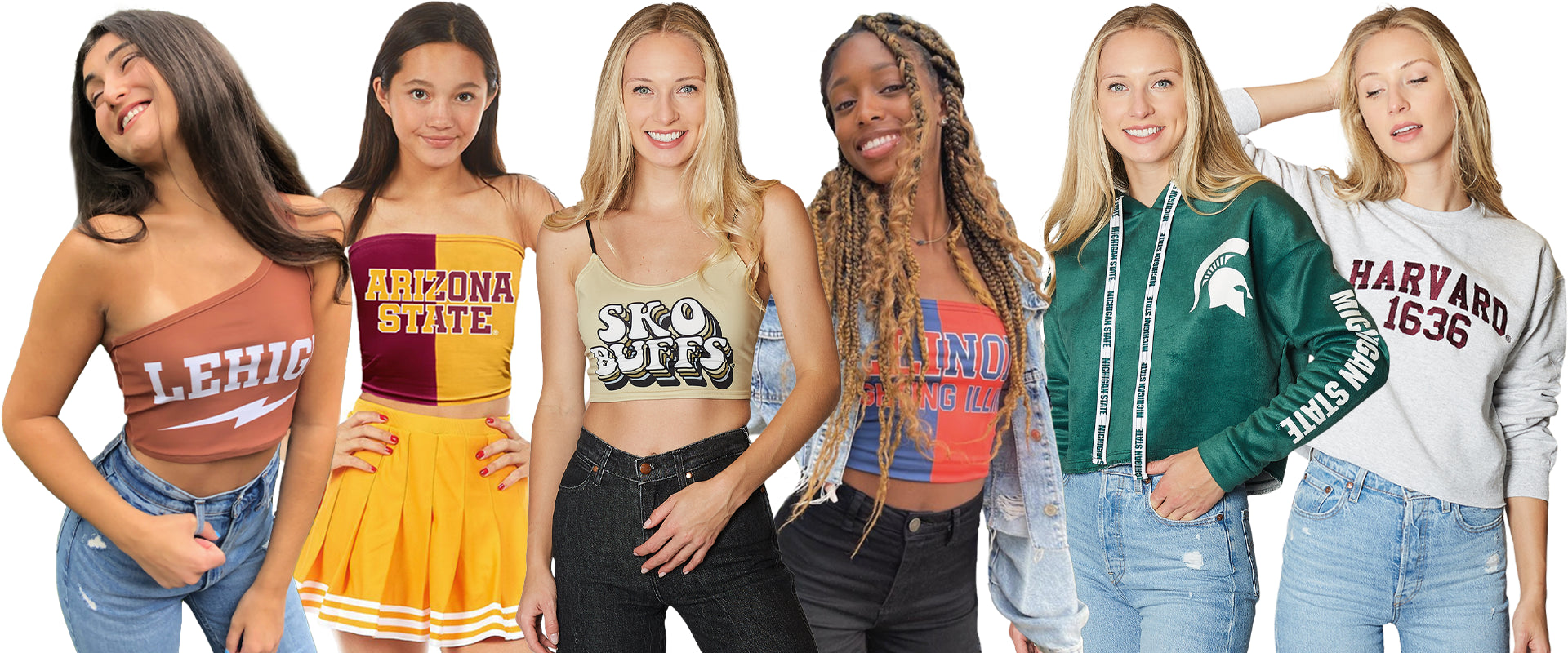 officially licensed college apparel