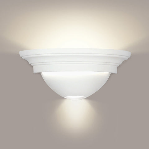 A19 104-CFL13-PS Islands of Light Collection Formentera/Ibiza Pistachio Finish