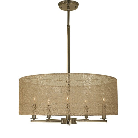 Framburg 1219-MB 5-Light Mahogany Bronze Chloe Dining Chandelier