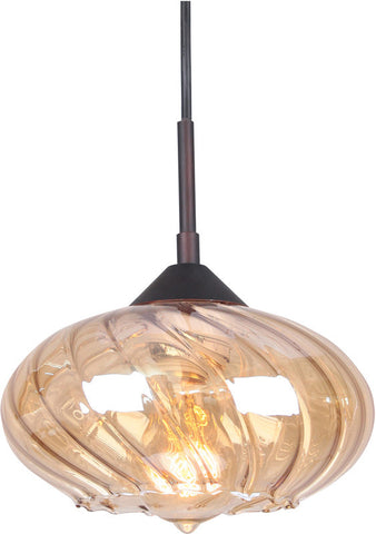 Woodbridge Lighting 12723MEB-C00833 Madison Pendant - PeazzLighting
