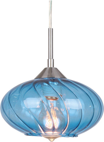 Woodbridge Lighting 12723MEB-C00807 Madison Pendant - PeazzLighting