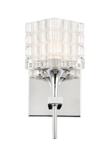 Woodbridge Lighting 21151CHR-C80415 Regent Park 1-light Bath/ Wall
