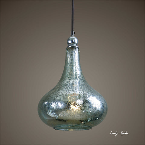 Uttermost 21986 Norbello 1 Light Mini Pendant